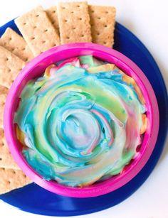 unicorn dip recipe