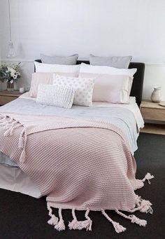 pastel bedroom decor inspiration