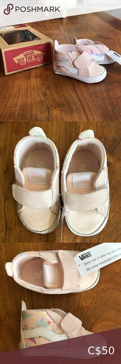 Vans Sk8 Crib Baby Shoes Vans Sk8 Crib Baby Shoes Vans Shoes Baby & Walker Vans Slip On, Slip On Sneakers, Marc Jacobs Hobo Bag, Motto Leggings, Baby Vans, Classic Leather, Toddler Shoes, Vans Sk8, Baby Cribs