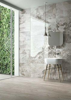 Kale Italia at Cersaie 2013 #bathroom #tiles @EDILCUOGHI EDILGRES
