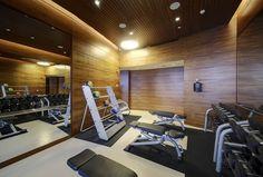 Дизайн спортклуба фитнес тренажерного зала — Заказать проект Киев
