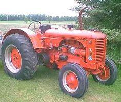 Antique Tractors - 1948-49 Case D Picture