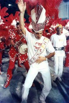Senna Carnival 1992...Everyone should experience Rios Carnival...entente positive energy