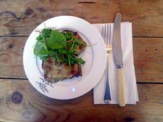 Welsh Rarebit Dish at PipsDish