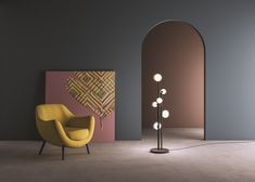 When lighting is a work of art.the Nabila Floor Lamp by Tooy. Sofa Design, Lamp Design, Interior Design, Fire Pit Table And Chairs, Shabby Chic Table And Chairs, Light Building, Metal Chairs, Arm Chairs, Living Spaces