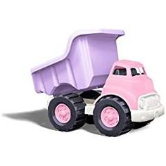 Green Toys Dump Truck Pink. *** For more information, visit image link. We are a participant in the Amazon Services LLC Associates Program, an affiliate advertising program designed to provide a means for us to earn fees by linking to Amazon.com and affiliated sites.