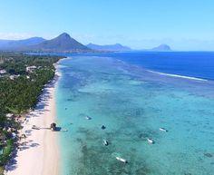 Flic en flac Mauritius Hotels, Mauritius Island, Beach Bars, Island Life, Places To Go, Beautiful Places, Surfing, Explore, Adventure