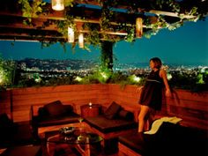 SIXTY Beverly Hills Rooftop - Los Angeles