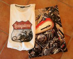 Form an idea of Luigi Rocca  #bikerfest2016 #lignanosabboadoro #livingstonewear #viajulia31