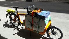 Fruta y verdura #urbanciclo #ecomensajeria #cargobike #bicimensajeria Albacete Messlife Www.urbanciclo.es - Tw: @urbancicloalba- f: Urban Ciclo - Instagram: @urbanciclo