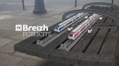 Dream On rhabille TV Breizh  TV Breizh (groupe TF1) change d'identité visuelle. Un nouveau logo et un nouvel habillage signés par l'agence Dream On. http://www.artofteasing.fr/article/20140703-dream-on-nouvel-habillage-tv-breizh/  #habillageTV
