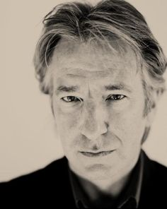 Alan Rickman - Professor Snape, Sheriff Nottingham, Col. Brandon just to name a few of my favorite characters of his. He is such a good actor that the only way I recognize him completely is his voice.