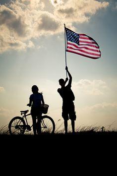 Freedom. Photo by Sheryl Salisbury