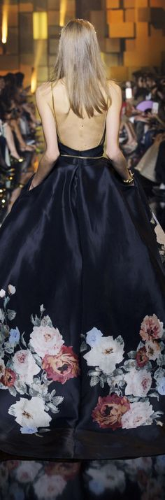 Elie Saab FW 2015 couture...BozBuys Budget Buyers Best Brands! ejewelry & accessories…online shopping http://www.bozbuys.com