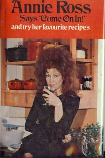 Big hair guaranteed, or your money back. (pic vintagecookbooks)