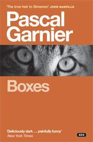Boxes, by Pascal Garnier | Gallic Books