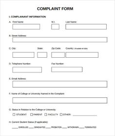 Patient Grievance Policy And Procedure  Patient Grievance Forms