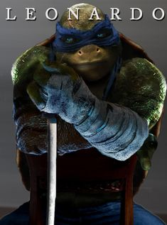 Leonardo by LordessSesshomaru on DeviantArt Teenage Mutant Ninja Turtles, Ninja Turtles 2014, Ninja Turtles Movie, Tmnt Turtles, Dope Cartoon Art, Dope Cartoons, Tortugas Ninja Leonardo, Tmnt Leo, Hedgehog Movie