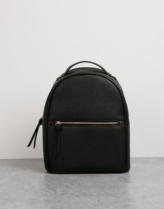 Mini-backpack - Accessories - Bershka Ukraine   @giftryapp