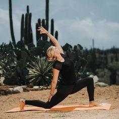 Image de happy, yoga, and yoga girl