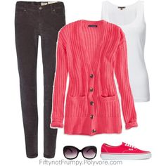 """""""Go For A Walk"""" by fiftynotfrumpy on Polyvore"""