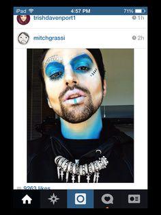 Mitch in love again. ♡ Pentatonix