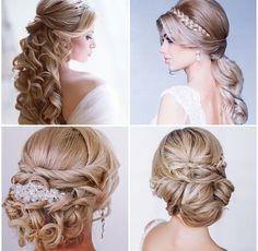 Bridal Hairstyles.