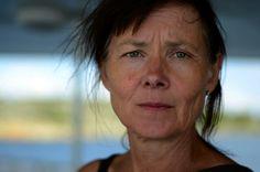 Maria Kristofersson, ceramics artist.