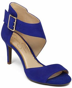 Jessica Simpson Marionn Asymmetrical Pumps