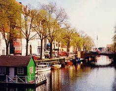 Christianshavn Canal, Copenhagen