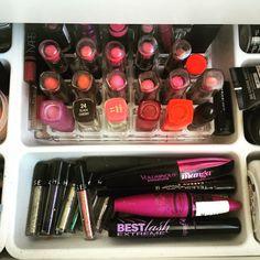 Tiré lipsticks que no uso y ya caben todos wuu