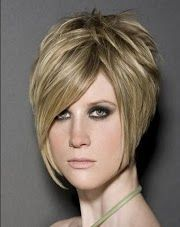 43+ Charming Style Bridal Hairstyle Salon Near Me Stacked Hairstyles, Short Layered Haircuts, Hairstyles For Round Faces, Hairstyles Haircuts, Trendy Hairstyles, Short Bobs, Layered Bobs, Straight Hairstyles, Short Pixie