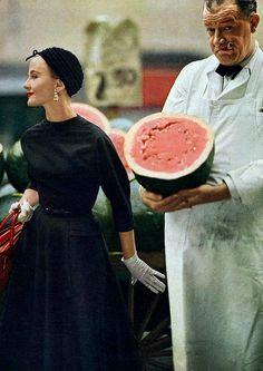 Watermelon by Karen Radkai.
