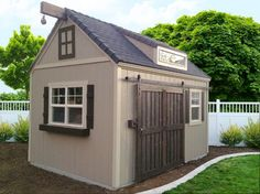 Shed Design Ideas, Pictures, Remodel, and Decor - page 24