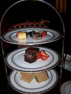 Vegan Restaurant Review of The Fleming Hotel Vegan Afternoon Tea: London, U.K.