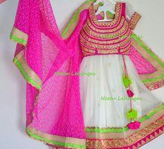 Kids Dress Wear, Girls Wear, Baby Dress, Baby Lehenga, Kids Lehenga, Little Girl Dresses, Girls Dresses, Kids Ethnic Wear, Kids Party Wear