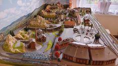 Prodej kolejiště + kompletní sbírky modelů Fair Grounds, Model, Travel, Viajes, Scale Model, Destinations, Traveling, Trips