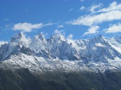 Tour du Mont Blanc Hiking - Routes, Maps and Itineraries