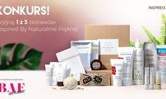 Konkurs zgarnij 1 z 3 zestawów! http://bafavenue.pl/wygraj-jeden-z-3-zestawow-inspiredby-naturalnie-piekna/ #konkurs #rozdanie #nagrody #kosmetyki #produkty #pudełeczko