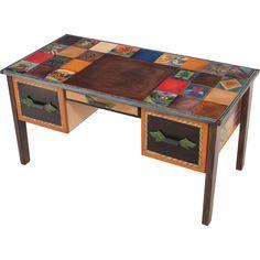 Sticks Desk, DSK004-S315044, Artistic Artisan Designer Desks