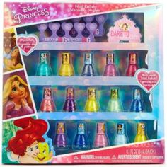 Townley Girl Disney Princess Peel-Off Nail Polish Gift Set for Kids, 18 Count >>> Check out the image by visiting the link. (This is an affiliate link and I receive a commission for the sales) Christmas Gifts For 5 Year Olds, Best Christmas Gifts, Christmas Fun, Holiday Gifts, Best Gifts, Christmas Dresses, Disney Princess Nails, Disney Nails, Disney Princesses