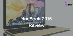 The new MacBook 2016 edition has a faster processor, better battery life, improved graphics, and more storage options.