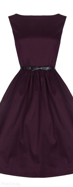 Lindy Bop 'Audrey' Iconic Vintage 50's Style Swing Dress