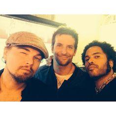 Leo, Bradley and Lenny!