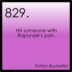 haha. so on my fiction bucket list