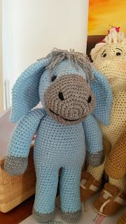perzl-Puppen: crochet animals