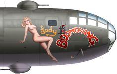 B-29 #noseart #B29