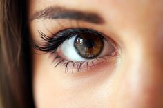 But for all you people with brown eyes out there, you're appreciated too! Your eyes are also beautiful. Don't let anyone tell you they look like poo. | 24 Photos That Prove Brown Eyes Are Superior