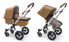 The last thing I need is another single stroller, but seeing the new limited edition Bugaboo Cameleon Sahara makes me want to buy one anyway. I have stroller envy. Baby Maker, Futur Parents, Bugaboo Cameleon, Single Stroller, Prams, Baby Accessories, Baby Love, Baby Items, Baby Strollers