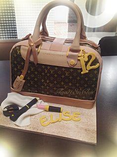 Bag cakes/Tas taart